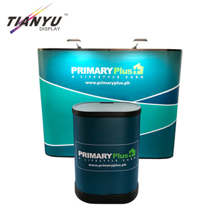 China Best Price pop up display banner, pop up magnetico Display Stand Banner stand