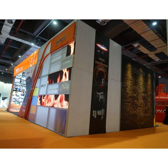 Schermo LED Indoor P2.81 ​​display a colori Pannelli 496 * 496 millimetri Video Wall