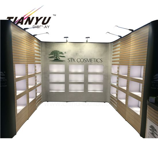 PVC Pop Up Display Attrezzatura Telaio pop up display wall